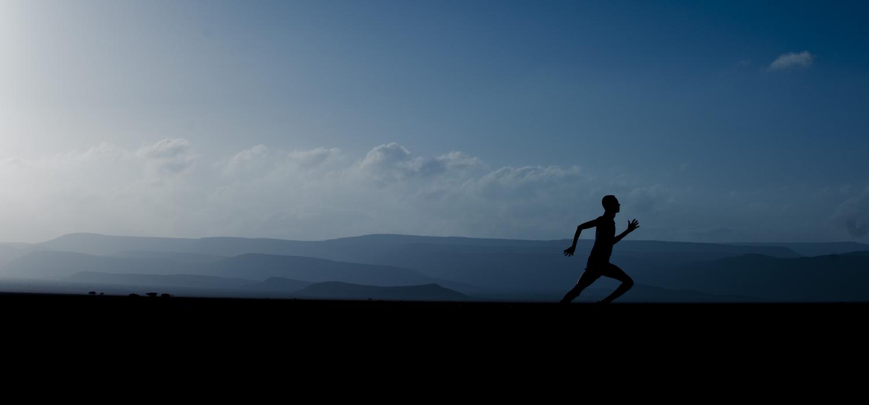 La Motivation pour départ<br/>L'Art Du Running pour la Victoire.