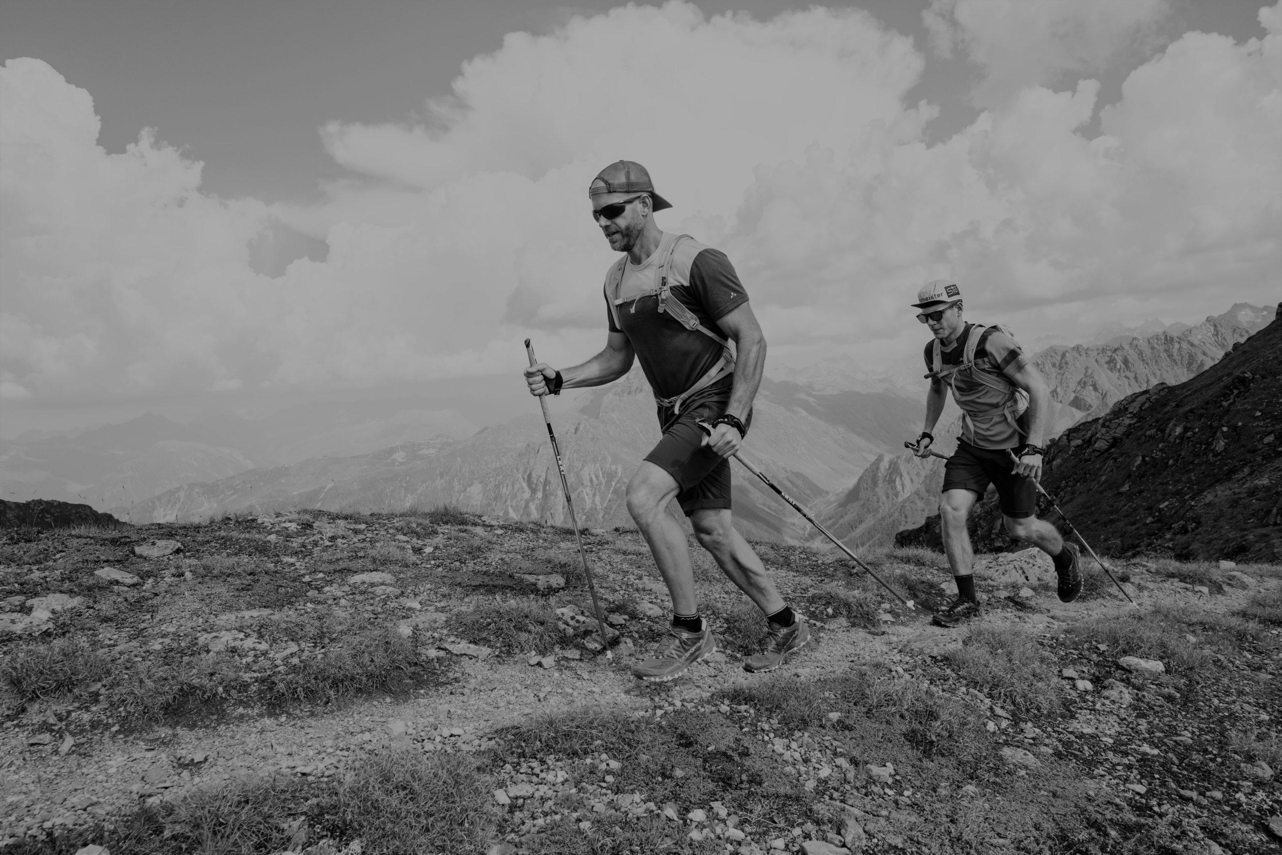 Les bâtons LEKI <br> à L'Art du Running