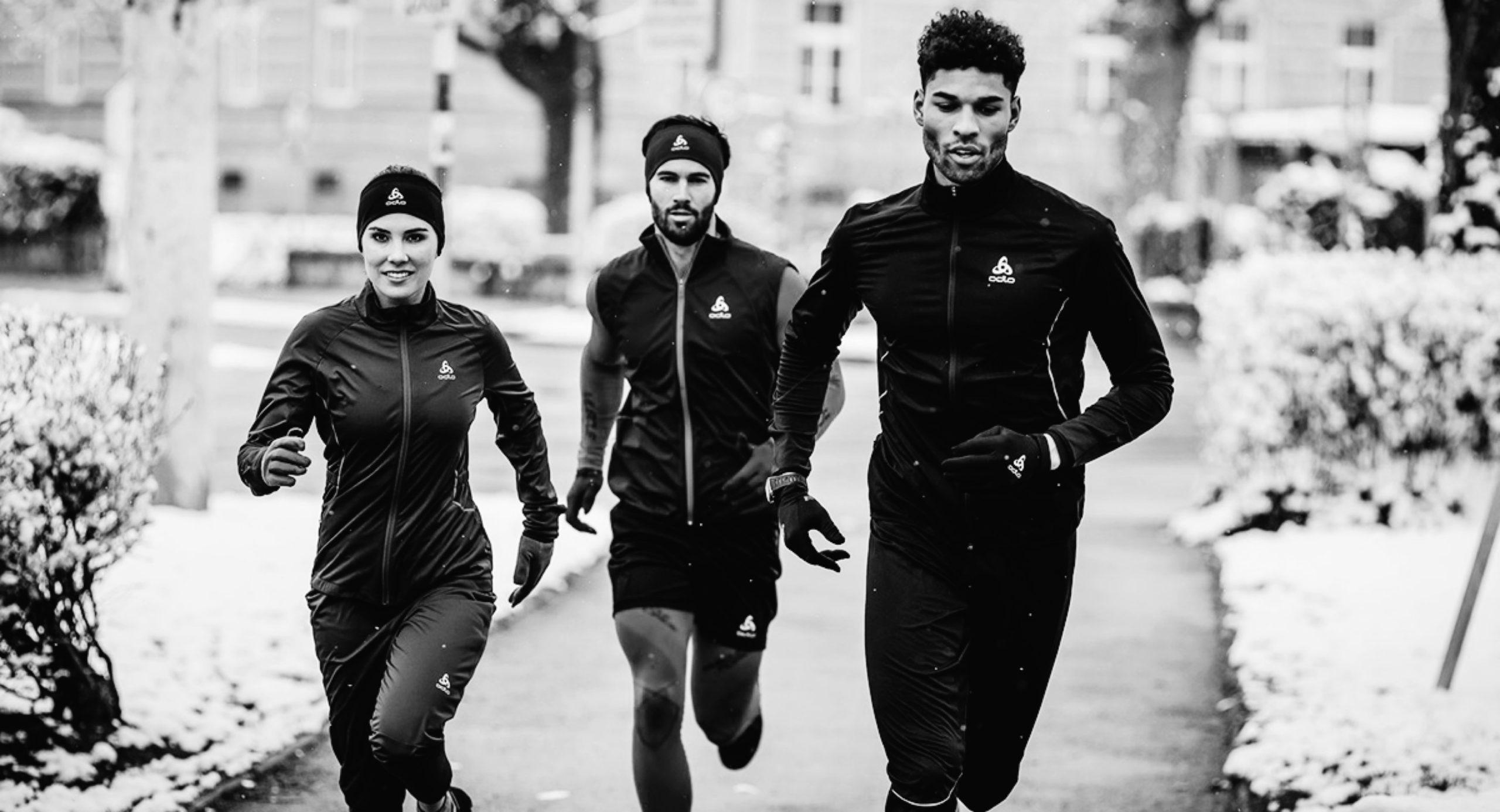 Odlo Running Performance <br>à L'Art du Running
