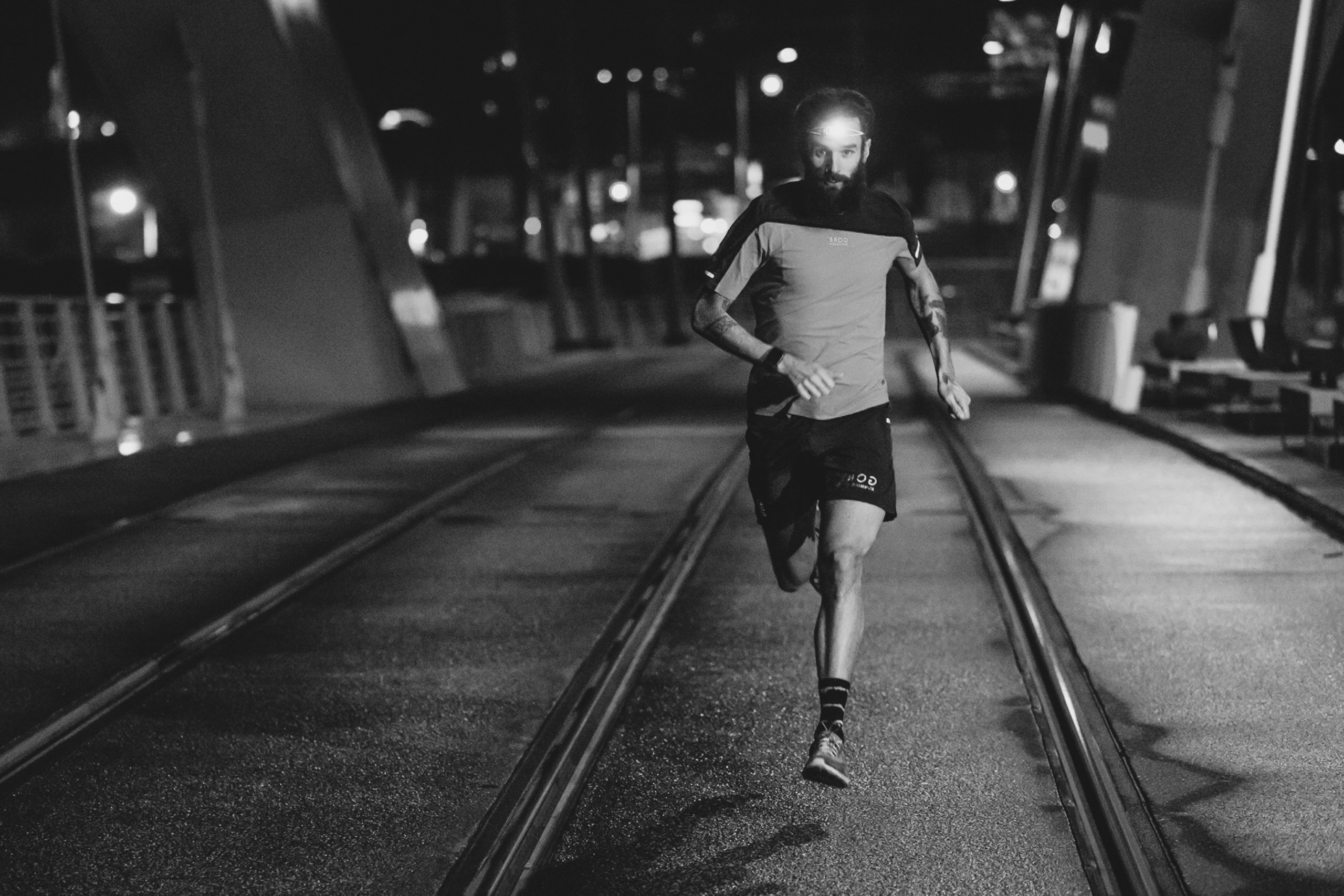 Pour un confort de nuit<br>PETZL<br>à L'Art du Running